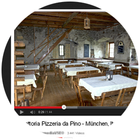 restaurant werbe videos