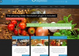 Salatbar Website