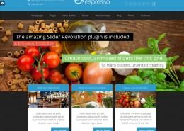 Salatbar Website