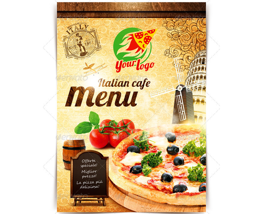 Menu background Stock Photos and Royalty Free Images