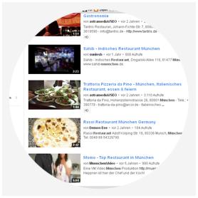 restaurant werbevideo