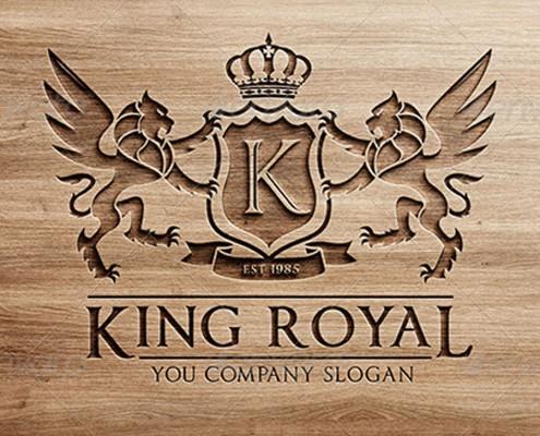King Royal Logo II 3