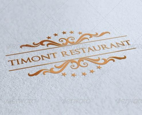 Timont Restaurant Logo 3