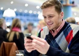 Smartphone Bestell Apps