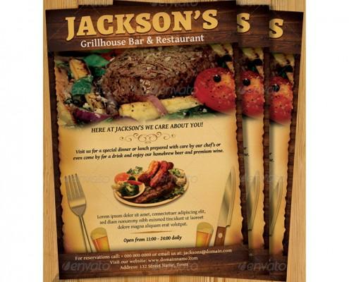 Restaurant-Bar-magazine-flyer-ads-preview