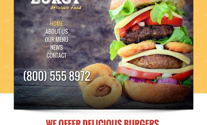 Burgy-Burgerrestaurant-Wordpress-Theme