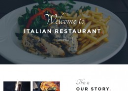 Comet-Theme-italienisches-Restaurant