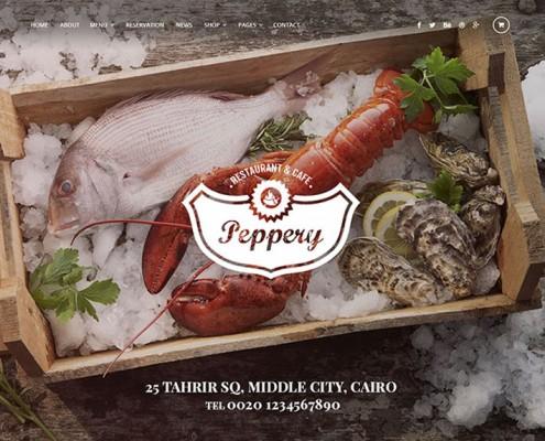 Peppery-Theme-Wordpress-mexikanisch