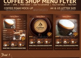 Coffee-Shop-Vorlage-Speisekarte-Photoshop