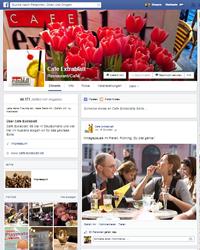 Cafe Extrablatt Facebook Seite